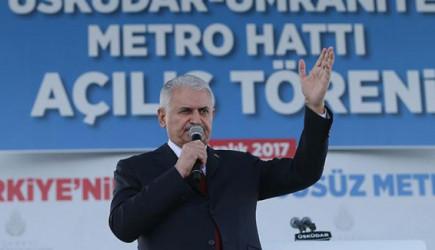 Başbakan Yıldırım'dan Kemal'e Gönderme!