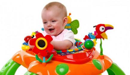 Bebek Yürüteçlerindeki Büyük Tehlike!