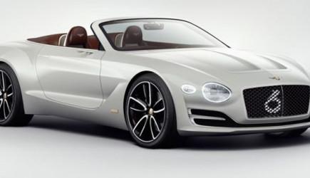 Bentley, Yeni Elektrikli Konsept Modelini Sundu