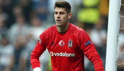 Beşiktaş'ın Kalecisi Fabri'ye Talih Kuşu Kondu