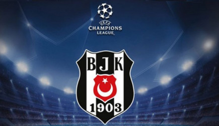 Beşiktaş'ın Şampiyonlar Ligi Maç Günleri ve Saatleri Belli Oldu