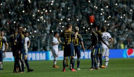 Beşiktaşlılar Çıldırdı! UEFA'dan Çifte Standart!