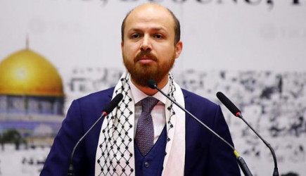 Bilal Erdoğan: ABD'nin Barış Sürecinde Rolü Olamaz!