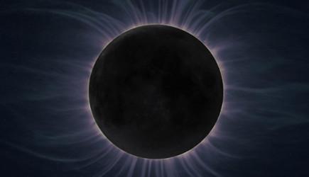 Bilim İnsanlarının 38 Yıl Beklediği Tam Güneş Tutulması Gerçekleşti