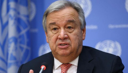 BM Genel Sekreteri Guterres: Arakanlı Müslümanlara Uygulanan Şiddet Sona Ermeli!