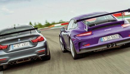BMW M4 GTS mi Yoksa Porsche G3 RS mi