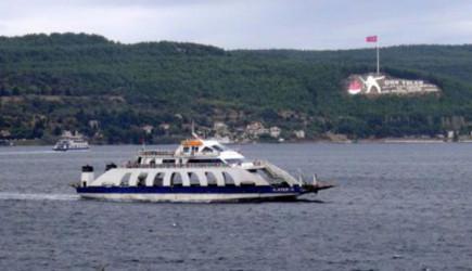 Bozcaada ve Gökçeada'ya 2 Gün Deniz Otobüsü Olmayacak