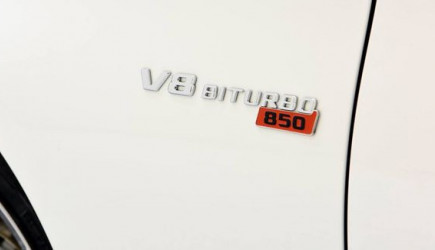 Brabus 8 Sinindirli Dünyanın En Hızlı otomobilini Üretti