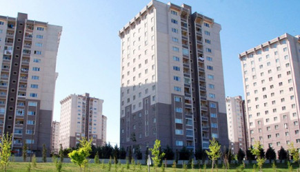 Bursa'da İnşa Edilecek Konutun İhalesi Yapıldı