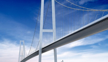 Çanakkale'de Dünyanın En Uzun Asma Köprüsü Yapılıyor!