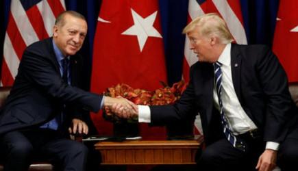 Cumhurbaşkanı Erdoğan İle Trump Görüşmesinde Ortak Karar