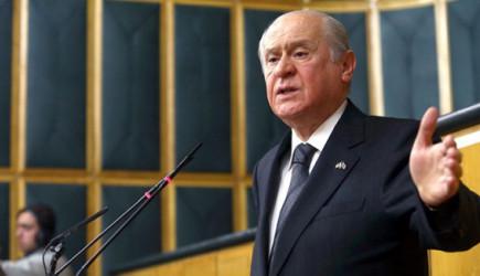Devlet Bahçeli Rıdvan Dilmen'in Özür Dilemesini İstedi!