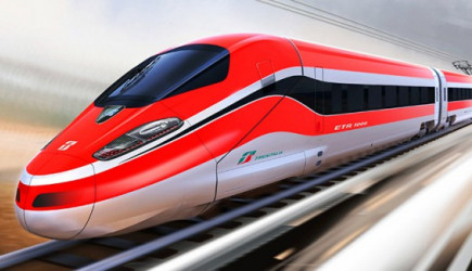 Dünyanın En Hızlı Trenleri Tekrar Gaza Basacak