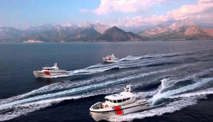 Ege'de Sıcak Dkikalar! Yunan VE Türk Botları Karşı Karşıya
