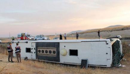 Elazığ'da Feci Kaza! Çok Sayıda Ölü Ve Yaralı Var
