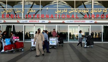 Erbil'e Yapılan Tüm Uçuşlar Durduruluyor!