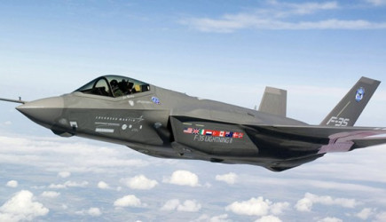 F-35 Olmasa Da Olur!