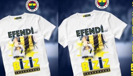 Fenerbahçe'den Maç Sonunda Skandal Tişört!