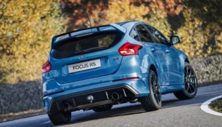 Ford Focus RS'den Yarış Otomobili Olur mu