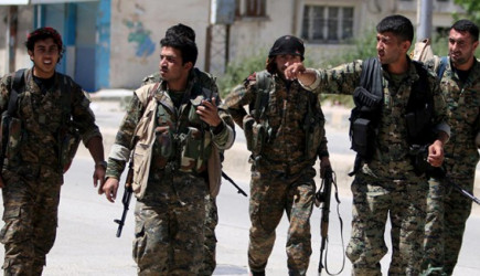 Gaziantep'te YPG Hamlesi!