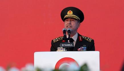 Genelkurmay Başkanı Akar'dan Özür Dilediler!
