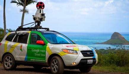 Google Araçları Bu Kez Farklı Bir Amaç İçin Yollarda