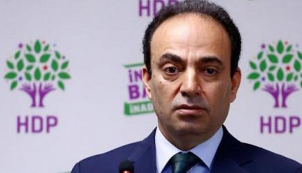 HDP'den Barzani'ye Skandal Destek Mesajı!