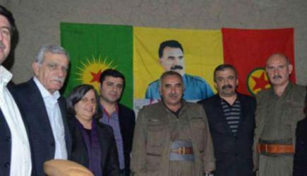 HDP Parti Çadırında PKK'ya Terörist Topluyor!