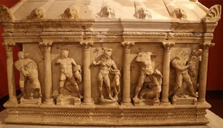 Herakles Lahdi 50 Yıl Aradan Sonra Geri Getirildi