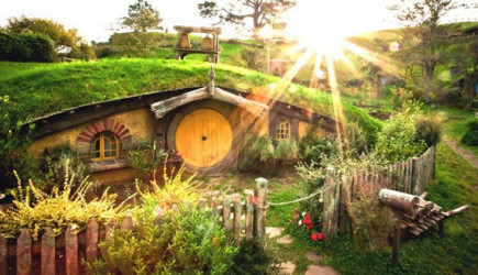 Hobbit Evlerinin Sayısı Yükseliyor