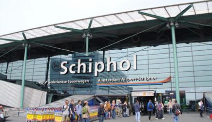 Hollanda'nın En Yoğun Havalimanında Saldırı!