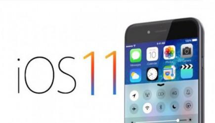 iOS 11'e Beklenen Güncelleme Geldi !