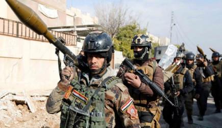 Irak Ordusu DEAŞ'ı Temizliyor! 48 Ölü