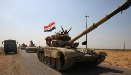 Irak Ordusu Zafer İlan Etti!