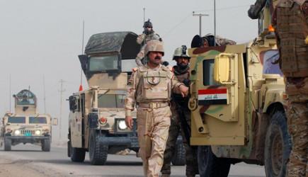 Irak Ordusundan Kritik Hamle