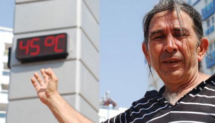 İstanbul'da Sıcaklık Rekoru Kırıldı!