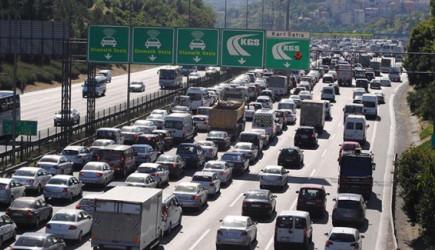 İstanbul'da Trafik Yoğunluğu! Köprüdeki Çalışma Ne Zaman Bitiyor?