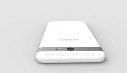 İşte Samsung'un 3 Kameralı Telefonu!