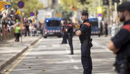 Katalonya'da Referandum Gerginliği Büyüyor!