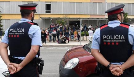 Katalonya'daki Referanduma Müdahale!