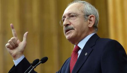 Kılıçdaroğlu Lozan'ın Tartışılmasını İstemedi!