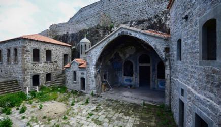 'Kızlar Manastırı' Müze Olarak Hizmet Verecek