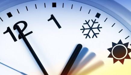 KKTC'de Saatler 29 Ekim'den İtibaren Bir Saat Geri Alınacak