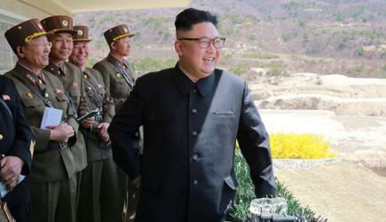 Kuzey Kore'den ABD'ye Rest!