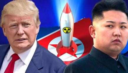 Kuzey Kore'den Trump'a Skandal Sözler!