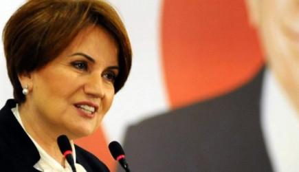 Meral Akşener 2019'da Cumhurbaşkanı Adayı Olacak