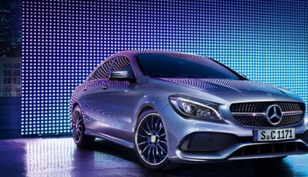 Mercedes Yeni Projesini Piyasaya Sürüyor!