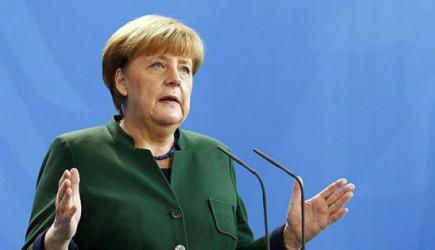 Merkel Hüsrana Uğradı!