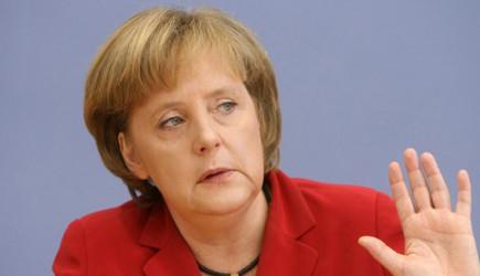 Merkel'den Küstah Açıklama! Türkiye Düşmanlığına Devam Ediyor