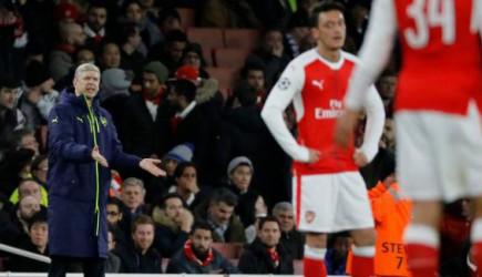 Mesut Özil'e Şok! Bir Çöp Bidonu Gibi Dışarı Attılar